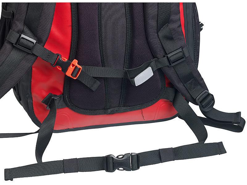 c855d79fab13c Semptec Urban Survival Technology Wasserdichter Trekking-Rucksack ...