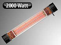 semptec 2000 watt infrarot heizstrahler irw 2000 f r den. Black Bedroom Furniture Sets. Home Design Ideas