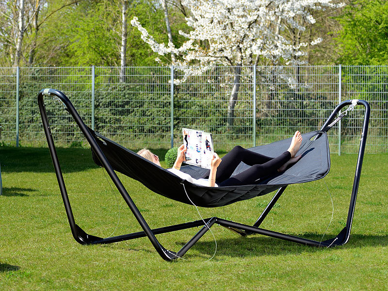 semptec urban survival technology luxus h ngematte mit. Black Bedroom Furniture Sets. Home Design Ideas