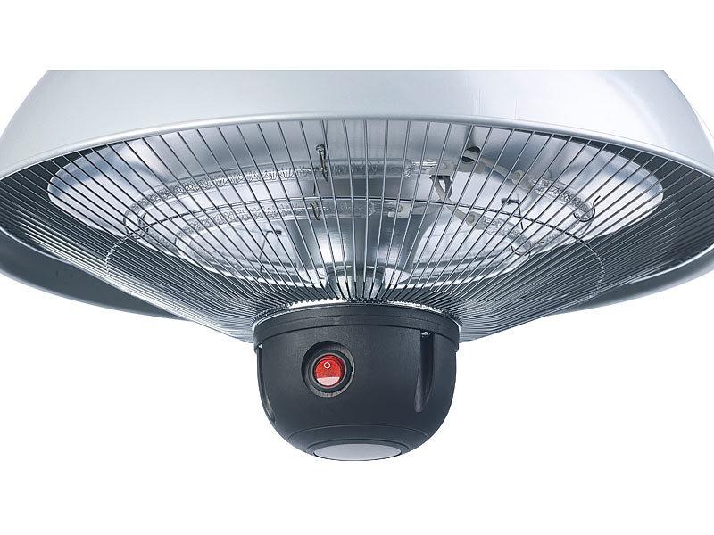semptec urban survival technology chauffage radiant infrarouge de plafond 2000 w 3 niveaux et. Black Bedroom Furniture Sets. Home Design Ideas