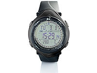 "Semptec Urban Survival Technology Montre de trekking ""Black"""