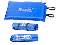 Semptec Urban Survival Technology Selbstaufblasendes Outdoor-Thermo-Sitzkissen, 24 x 1 x 42 cm