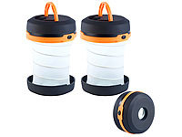 Semptec Urban Survival Technology 2 lanternes de camping repliables