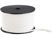 Semptec Urban Survival Technology Corde en coton sur bobine, Ø 10 mm, coloris beige  50 m