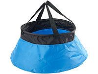 Semptec Urban Survival Technology Seau de camping pliable en nylon  5 L