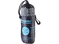 Semptec Urban Survival Technology Serviette en microfibres double face 80 x 40 cm  Gris