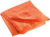 Semptec Urban Survival Technology Serviette en microfibres double face 180 x 90 cm  Orange