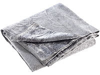 Semptec Urban Survival Technology Serviette en microfibres double face 180 x 90 cm  Gris