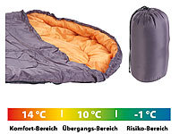 Semptec Urban Survival Technology Sac de couchage sarcophage 3 saisons 300 g/m²