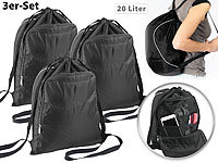 Semptec Urban Survival Technology 3 sacs à dos sport 20 L avec compartiment pour documents